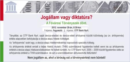 Meghivo - Fovarosi Torvenyszek 2012.11.28 - 8.30