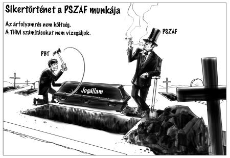 Sikertortenet a PSZAF munkaja