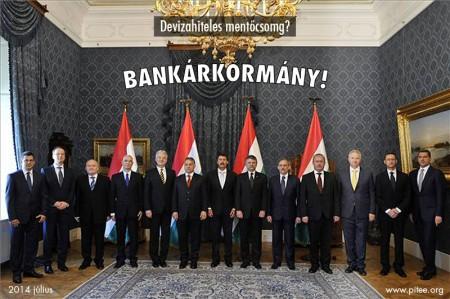 Bankárkormány