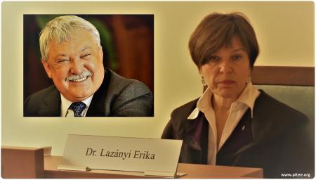 Dr. Lazányi Erika bíró